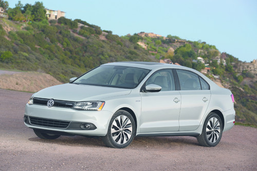 Volkswagen Jetta Hybrid (USA-Version).
