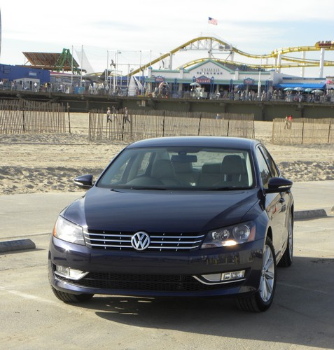 Volkswagen Passat in der US-Version.