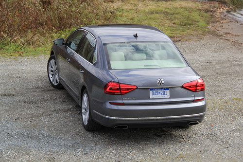 Volkswagen Passat (US-Version).
