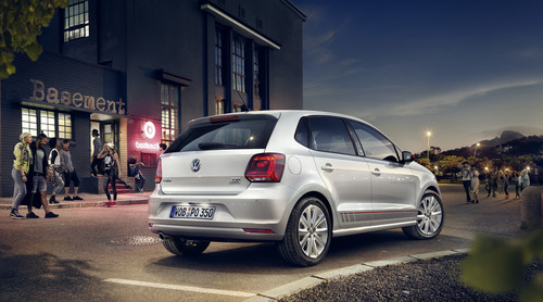Volkswagen Polo Beats.