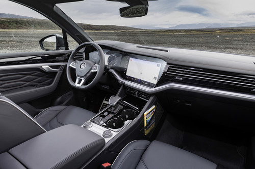 Volkswagen Touareg One Million mit Dynaudio-Soundsystem.