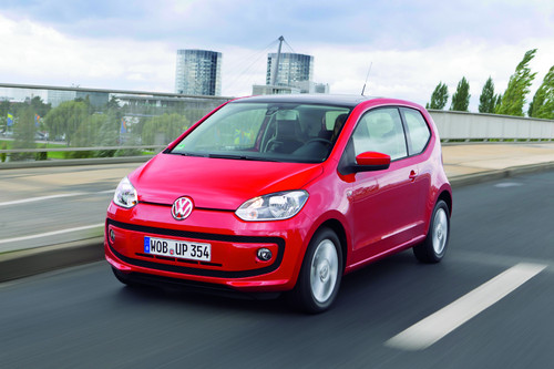 Volkswagen Up.