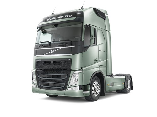 Volvo FH16.