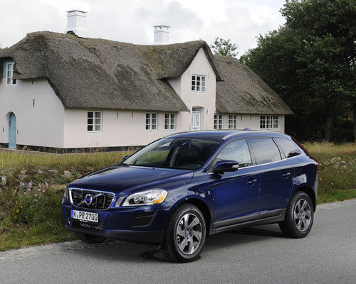 Volvo Ocean Race Edition: XC 60.