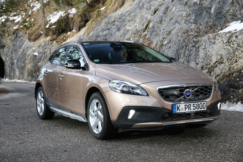 Volvo V40 Cross Country.