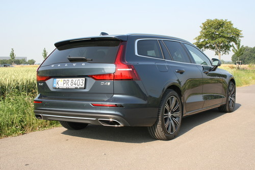 Volvo V60 D4 Inscription.