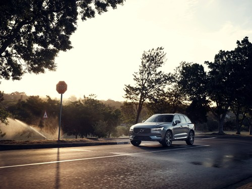 Volvo XC60 Recharge T8 AWD Plug-in-Hybrid.
