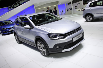VW Cross Polo.