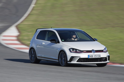 VW Golf GTI Clubsport.