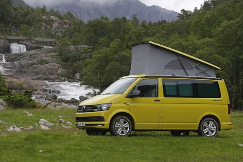 VW T6 California Beach.
