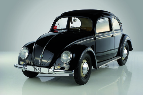 VW Typ 1 Export (1951).