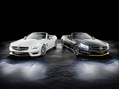 World Championship 2014 Collector's Edition. SL 63 AMG Edition Nico Rosberg. World Championship 2014 Collector's Edition.