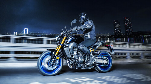 Yamaha MT-09 SP.