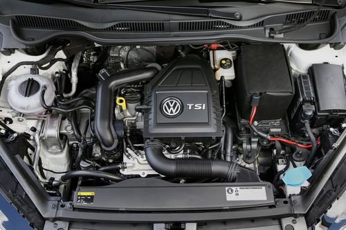 Volkswagen Golf TSI Blue Motion.