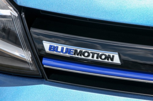 VW Golf TSI Blue Motion.