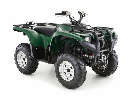 Yamaha Grizzly 700.