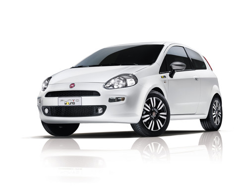 Fiat Punto Young.