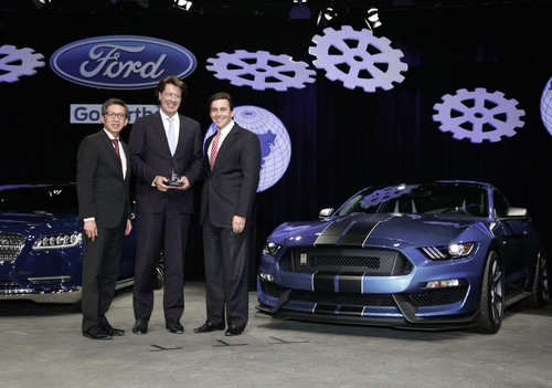 Schaeffler erh lt world excellence award von ford auto for Ford motor company awards
