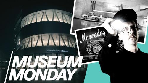 """Online-Format """"Museum Monday"""" des Mercedes-Benz-Museums."""