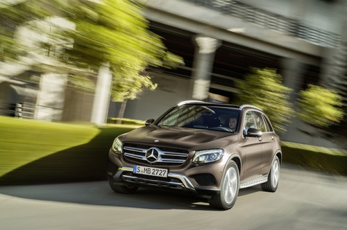 Mercedes-Benz GLC 250d.