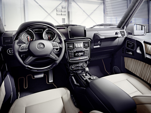 Mercedes-Benz G-Klasse.