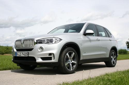 Zum Artikel Pressepräsentation BMW X5 xDrive 40e: Mehr Spaß- als Sparmobil