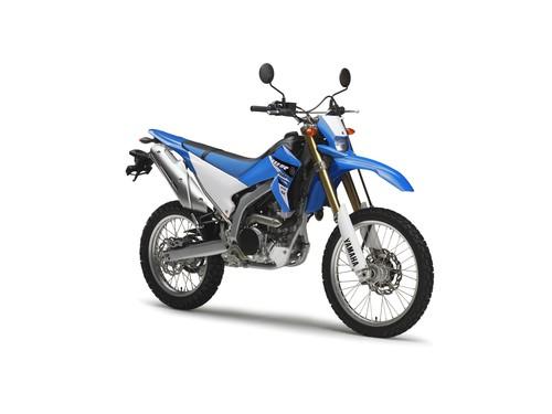 Yamaha WR 250 R.