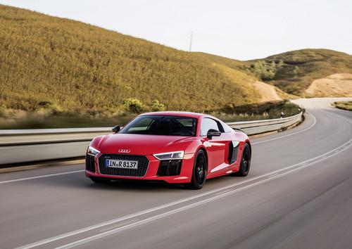 Zum Artikel Pressepräsentation Audi R8 V10: Hohes Suchtpotenzial