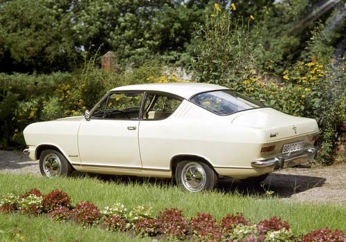 Opel Kadett B.
