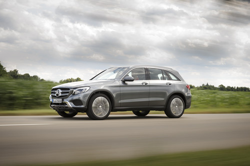 Mercedes-Benz GLC 220 d.
