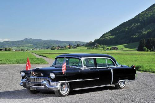 Cadillac Series 75 Presidential Parade Limousine von Mamie Doud Eisenhower (1955).