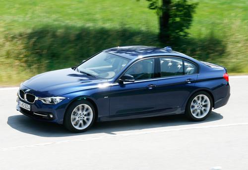 BMW 340i.