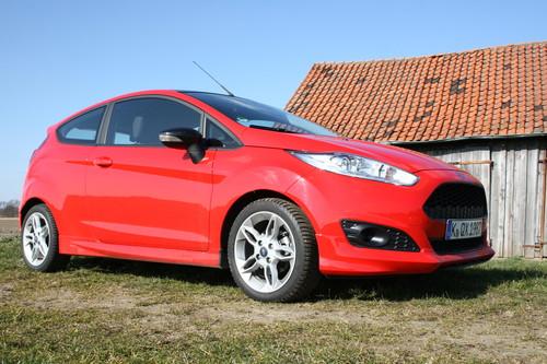 Zum Artikel Kurztest Ford Fiesta Sport 1.0 l Ecoboost: Kleiner Krawallo