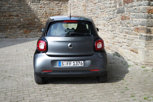 Smart Forfour.