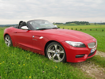 BMW Z4 sDrive 35is.