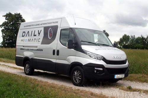 Zum Artikel Pressepräsentation: Iveco Daily – hält Handwerk und Handel jetzt auch mit Hi-Matic in Schwung