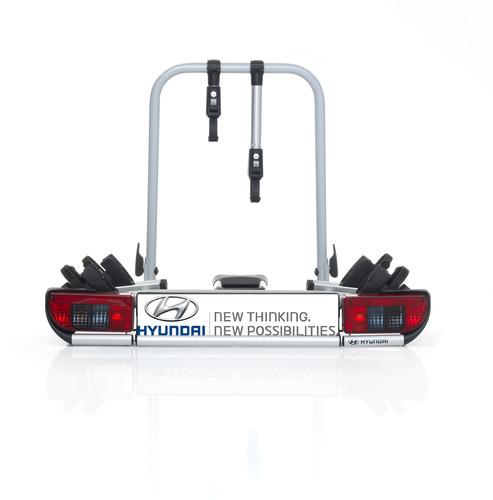 hyundai bringt neuen fahrradtr ger f r die anh ngerkupplung auto medienportal net. Black Bedroom Furniture Sets. Home Design Ideas