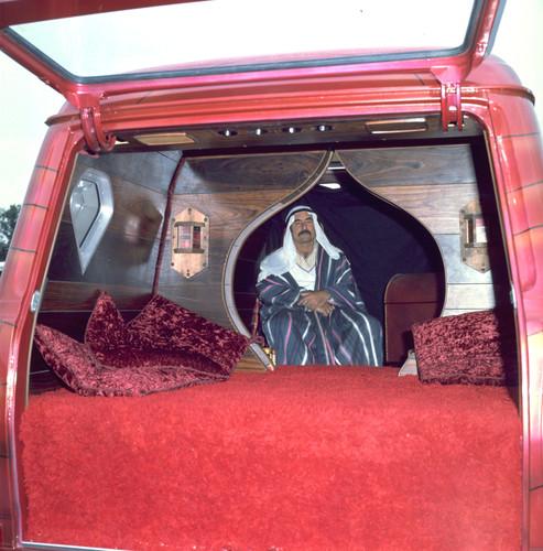 Ford Transit-Historie: der plüschige Transit.