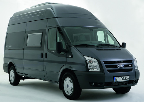 Ford Transit-Historie: Ford Nugget Big Nugget XL.