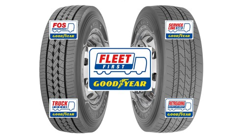 Goodyear Fleet-First.