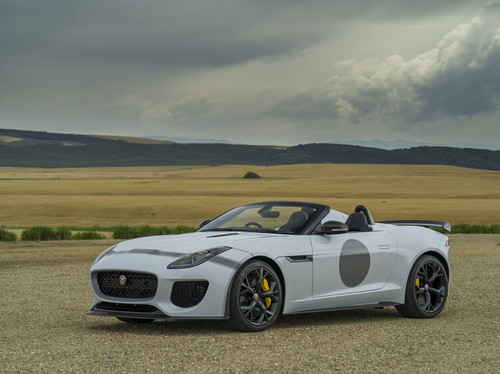 Jaguar F-Type Project 7.