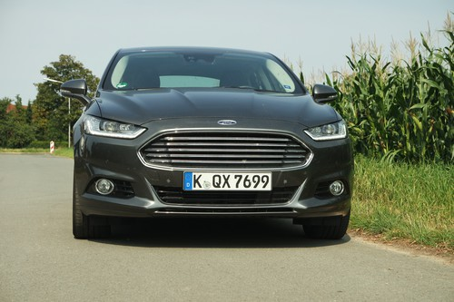 Ford Mondeo 2.0 TDCI.