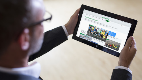 Schaeffler-Konzern-Webseite.