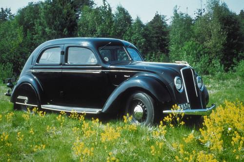 Vovlo PV36 (1935).