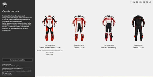 Ducatisumisura.com.
