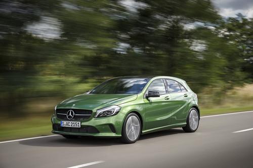 Mercedes-Benz A-Klasse.