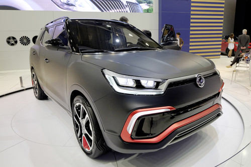 Ssangyong XLV-Air.