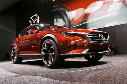 Mazda Koeru.