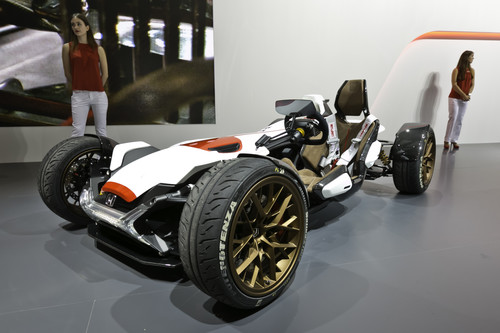 Honda Project 2&4 powered by RC213V.