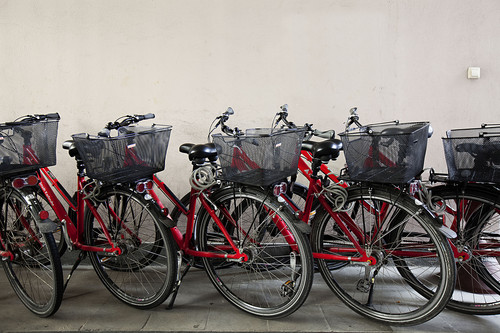 Fahrradverleih. Der ADAC testete Fahrradeverleihsysteme.